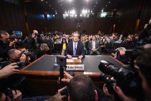 Mark Zuckerberg devant le Congrès :  une défense plus légitime grâce à la raison d'être.